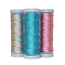 2 Ply Metallic Sewing Thread