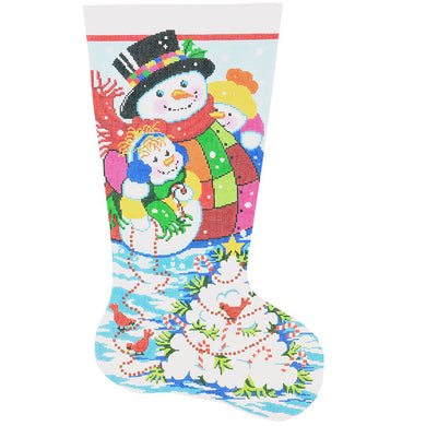 Snowball Tree Stocking