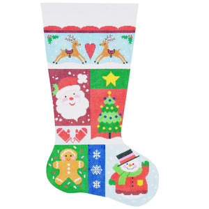 Sampler #1 Stocking
