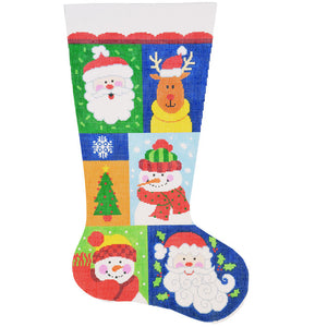 Sampler #2 Stocking