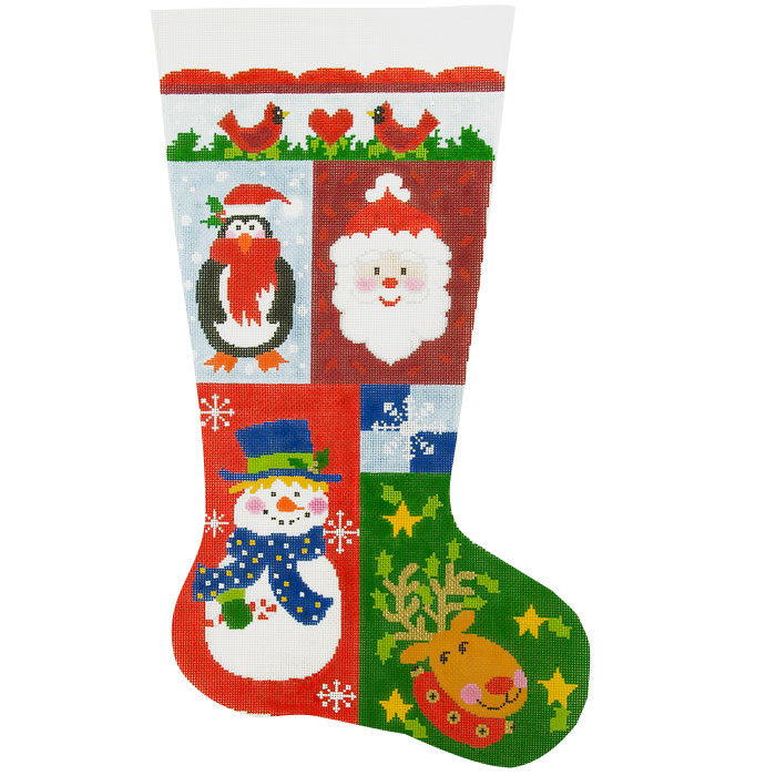 Sampler #4 Stocking