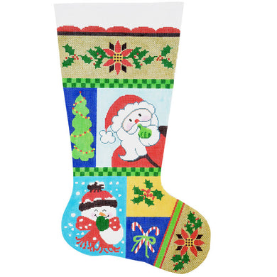 Santa's Secrets Stocking