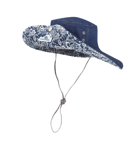 Garden Girl Denim Hat