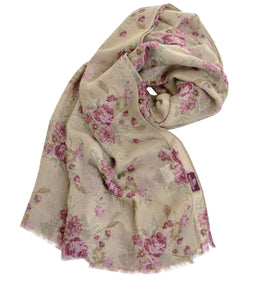 Garden Girl Pretty Scarf