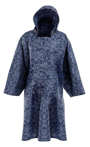 Garden Girl Rain Poncho Denim