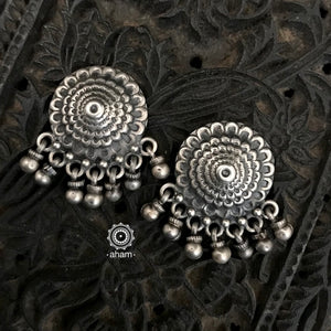 Silver Earring in 92.5. An ode to the glorious state of Rajasthan.