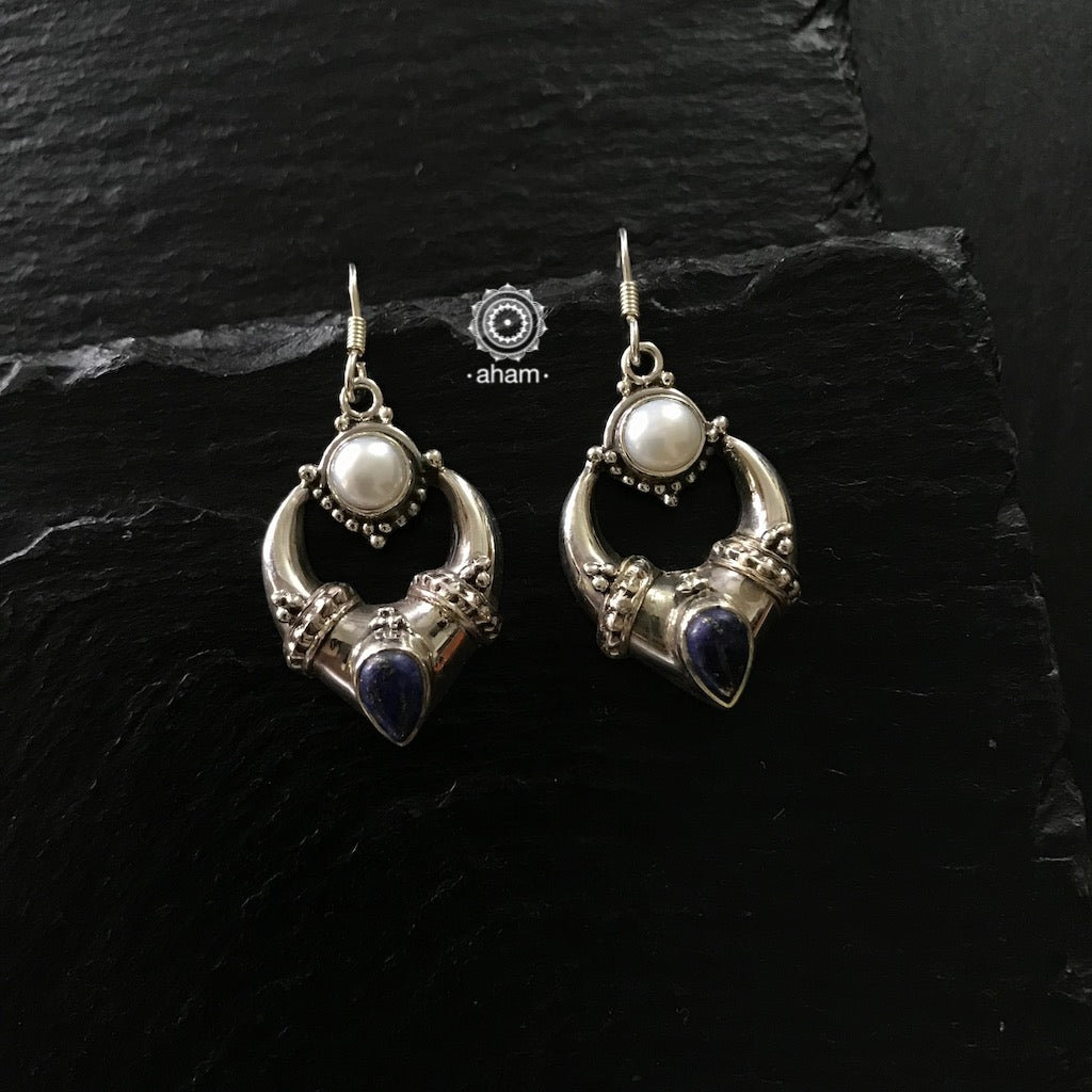 Everyday wear Silver Earrings