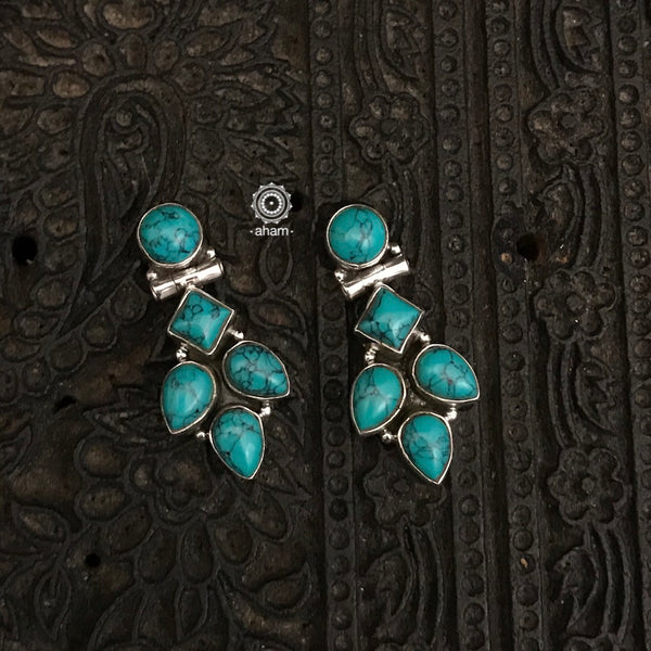 Everyday wear 92.5 Sterling Silver Earrings