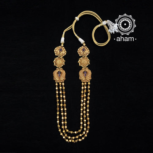 Gold Polish Chandra Mala