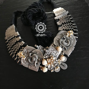 One of a Kind Noori Neckpiece