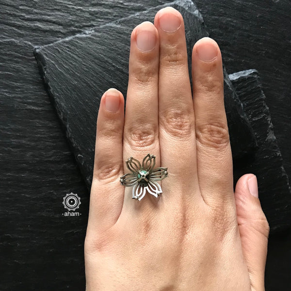 92.5 Sterling Silver Adjustable Rings