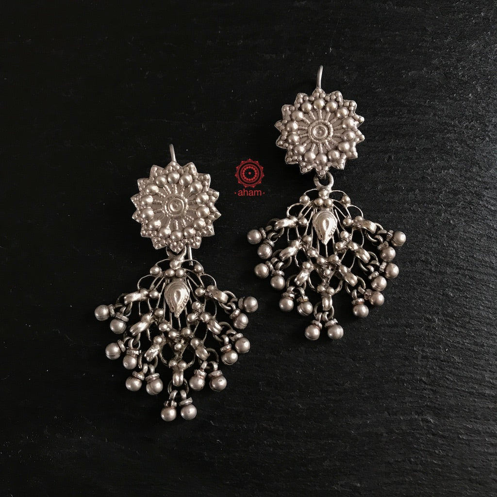Filigree Earring in Hook