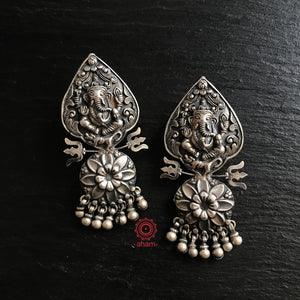 Ganesha Earrings