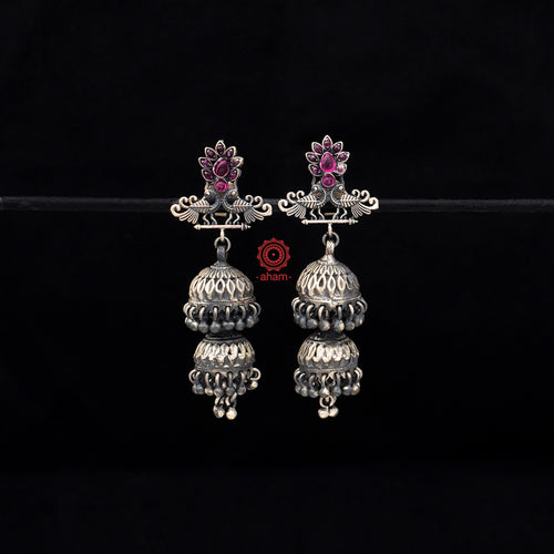 Nrityam Mini Double Jhumki