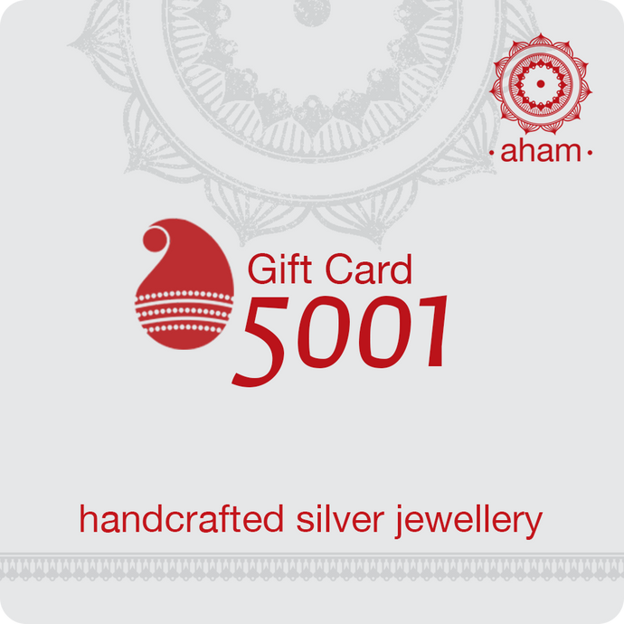 Gift Card 5001