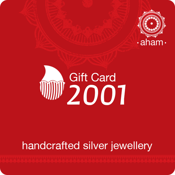 Gift Card 2001