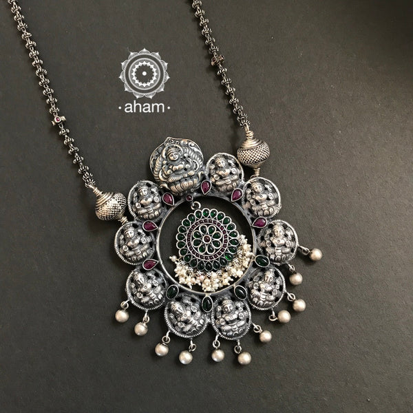 One of a Kind Lakshmi Neckpiece