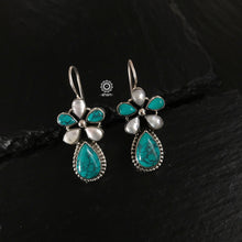 Summer Love Flower Turquoise & Pearl