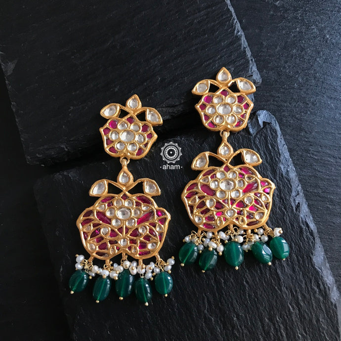 Emerald and Kundan Magic