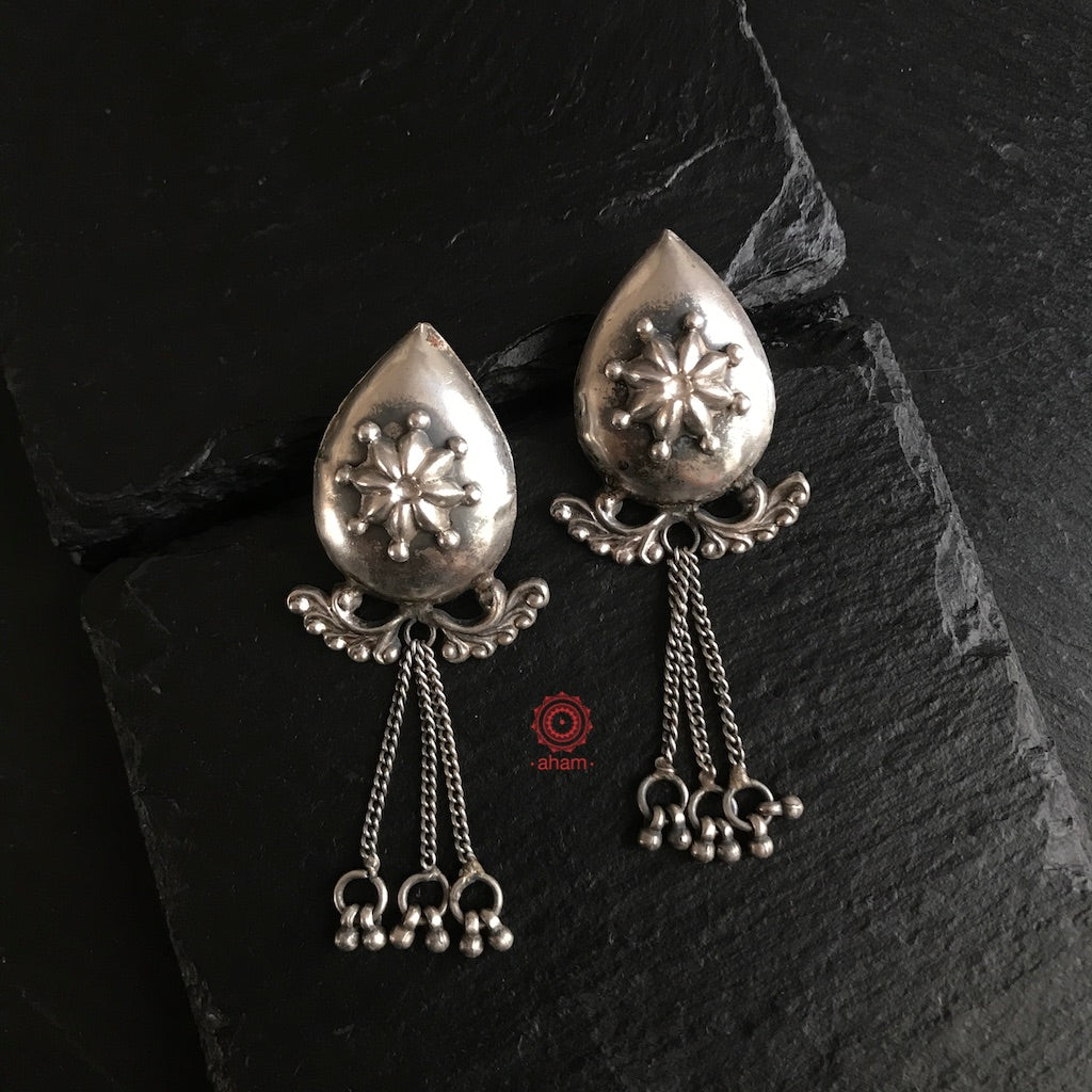 Mewad Silver earrings
