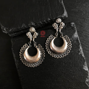 Parrot Chandbali Earring