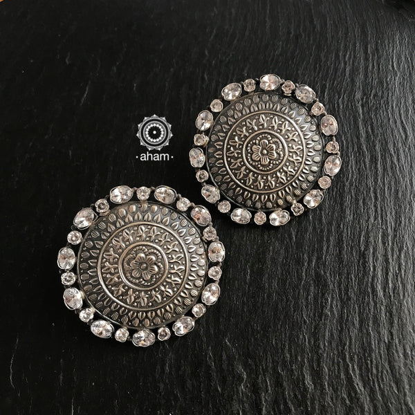 Statement Zircon Studs