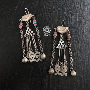 Turkmen Earrings