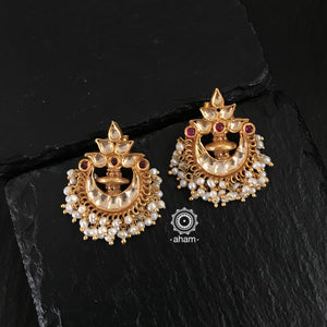 Chandrika Kundan Earrings