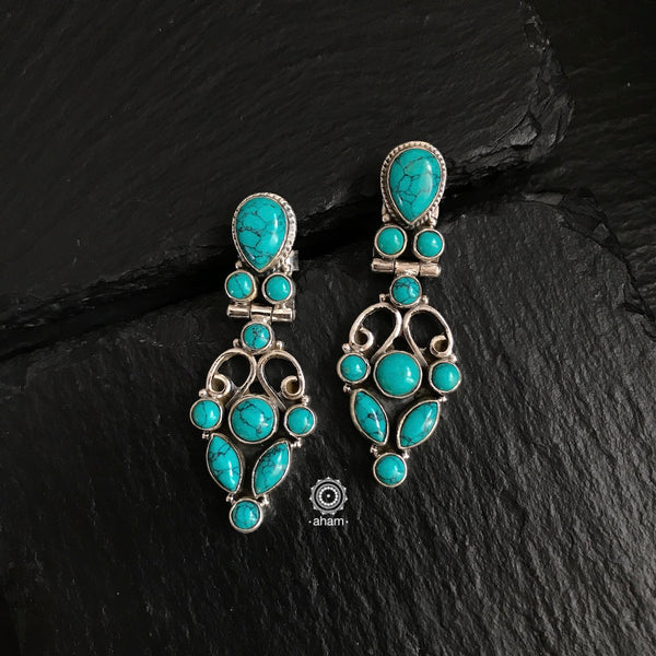 Summer Love Earring - Turquoise drop