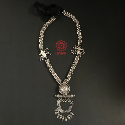 Tribal Neckpiece with Vintage Pendant