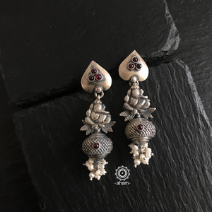 Nrityam Pearl earrings