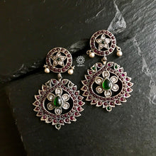 Nrityam Leaf Earrings