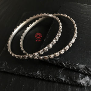 Everyday Flower Bangle