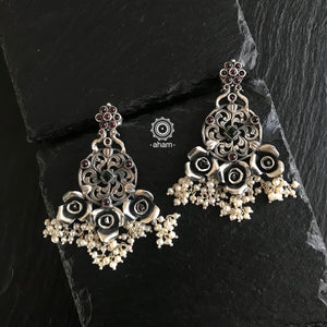 Nrityam Kolam Earrings