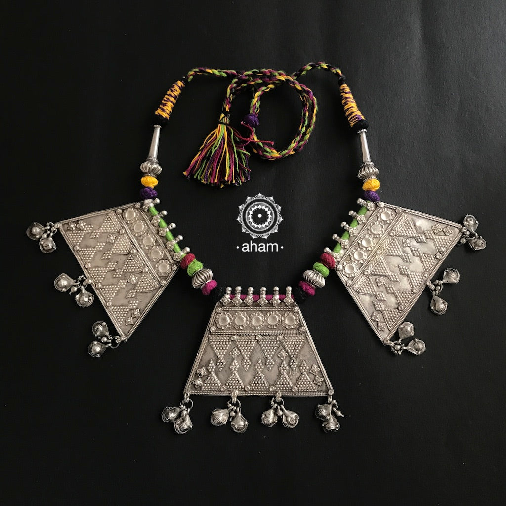 Vintage Three Piece Neckpiece