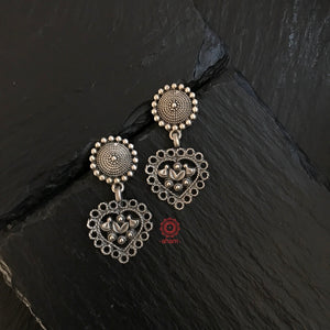 Mewad Heart Earrings