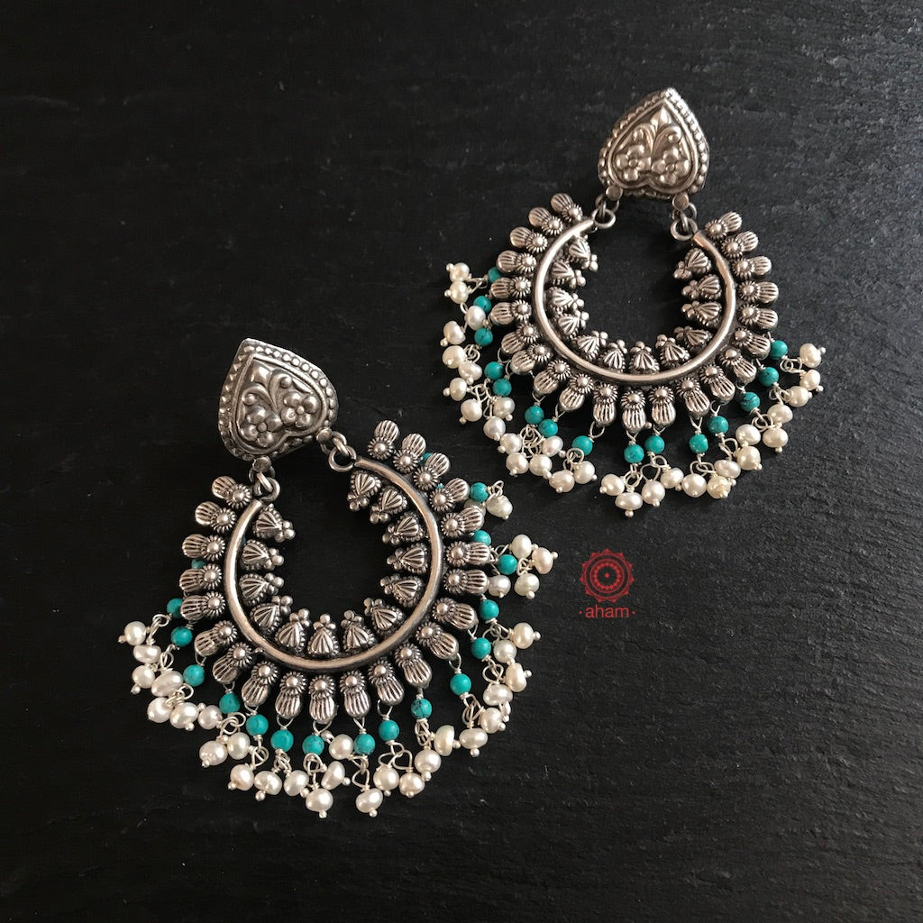 Ruhi Chandbali Earrings