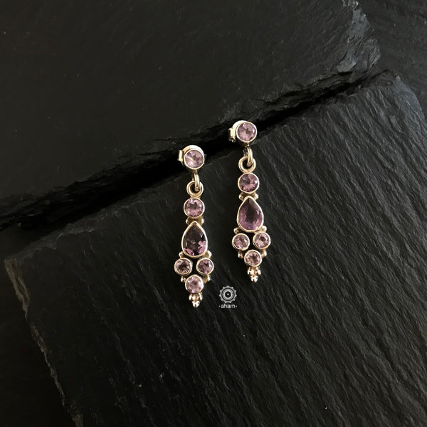 Starry Night Earring_Purple
