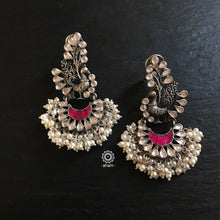 Peacock with Kundan and Pearls