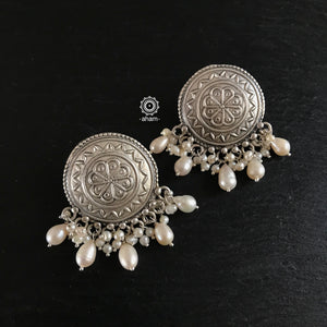 Beaded Mandala Earring