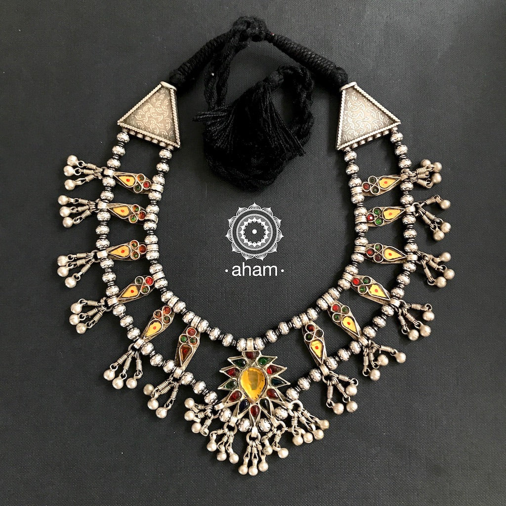 Glass Neckpiece