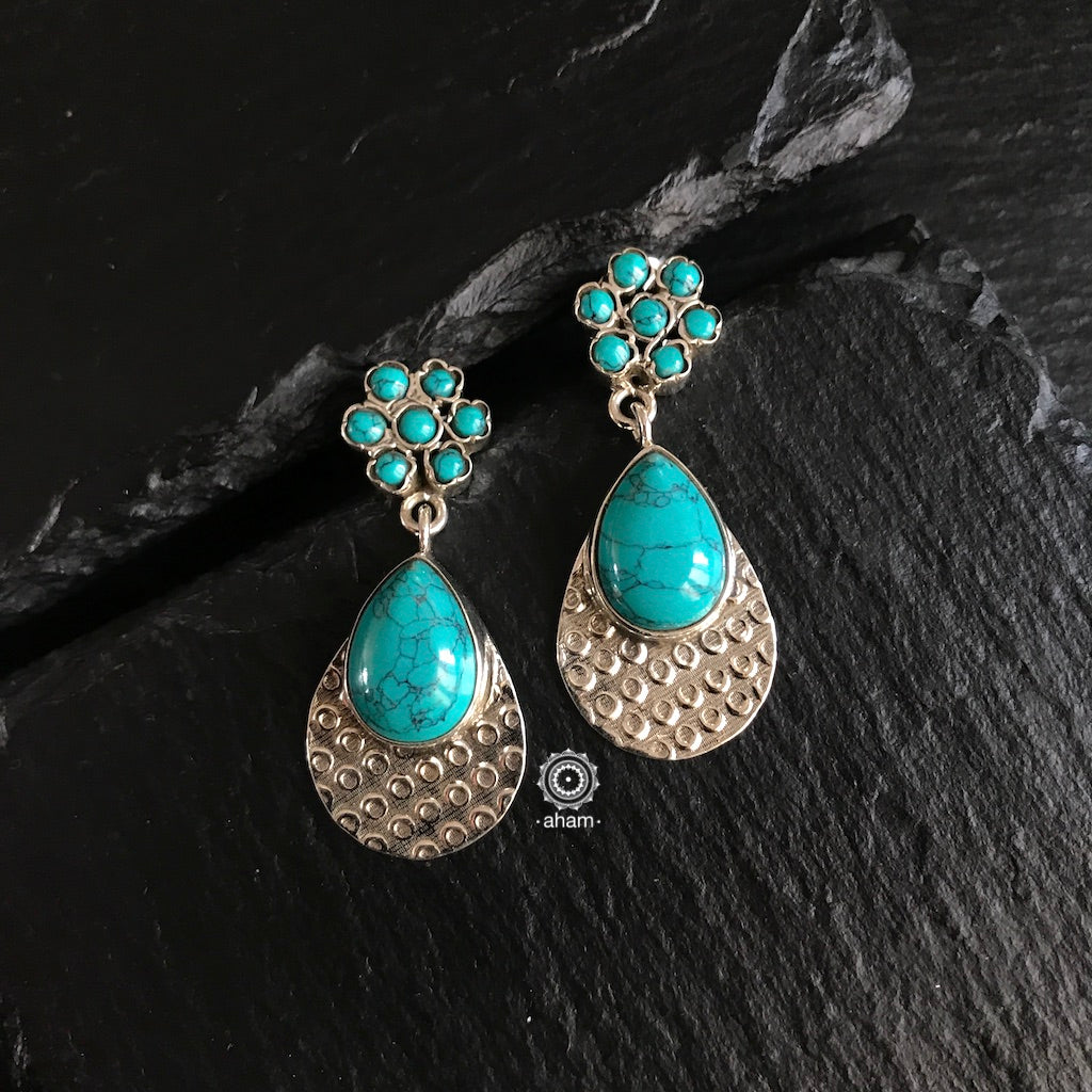 Summer Love Turquoise Drops