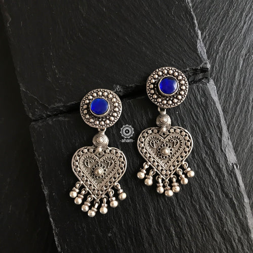 Mewad One Silver Earring