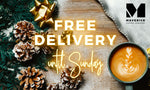 Free UK Delivery 12th-15th December