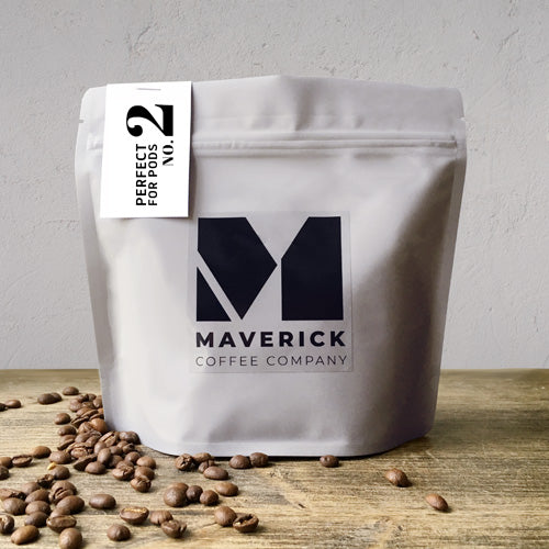 A free bag of coffee for leaving a review!