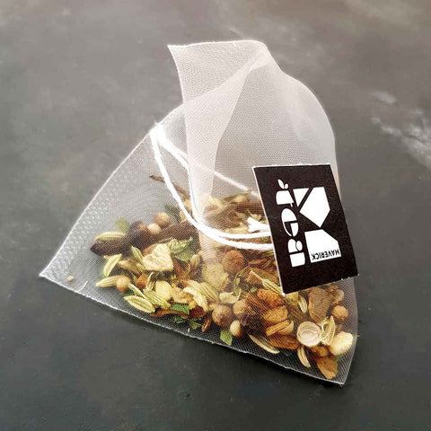 Biodegradable Wholesale Pyramid Tea Bags