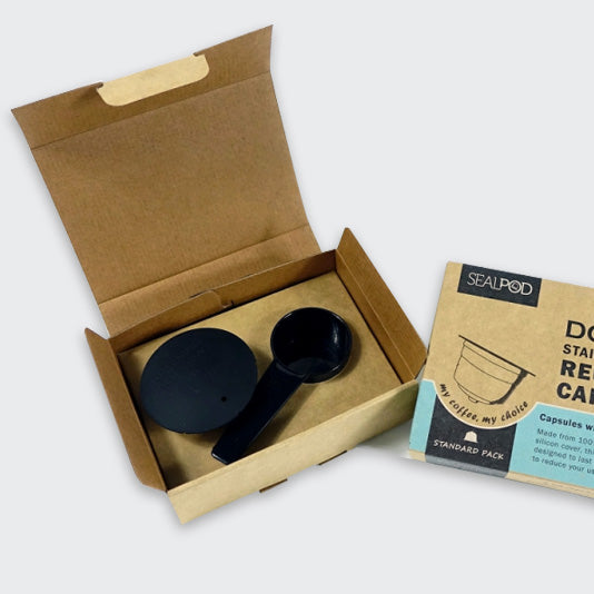 SealPod Dolce Gusto® Standard Reusable Pod 1 Pack (wholesale) - Maverick Coffee Co.