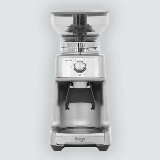 Sage The Dose Control Pro Coffee Grinder - Stainless Steel - Maverick Coffee Co.