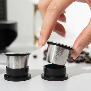 SealPod Nespresso® Classic Edition Reusable Coffee Capsules (2 Pack) - Maverick Coffee Co.