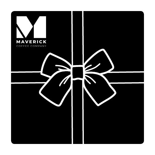 E-Gift Card - Maverick Coffee Co.
